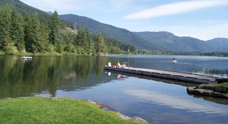 Alta Lake Whistler