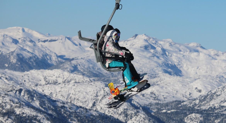 Ski Lift at Whistler