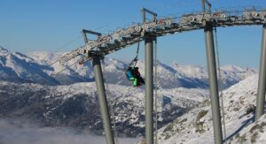 Skiing and Snowboarding at Whistler