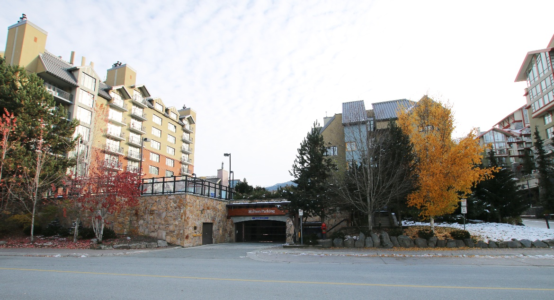 Whistler's Hilton Hotel