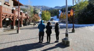 Family Time in Whistler