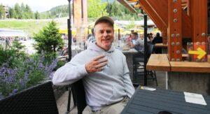 Longhorn Whistler Patio